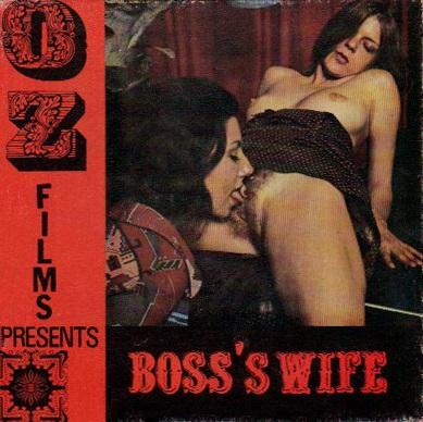 O.Z. Films 68 - Boss's Wife