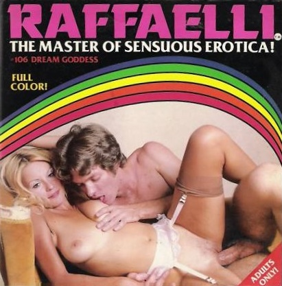 Raffaelli 106 - Dream Goddess