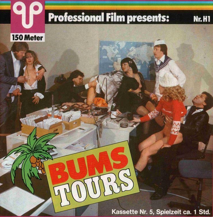 Professional Film H1 - Bums Tours