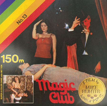 Mike Hunter 13 - Magic Club