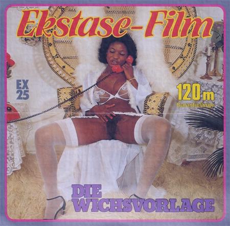 Ekstase Film 25 - Die Wixvorlage