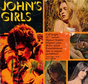 John's Girls 5 - Mind Blowers
