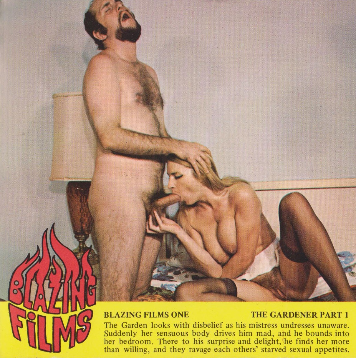 Blazing Film 1 - The Gardener Part 1