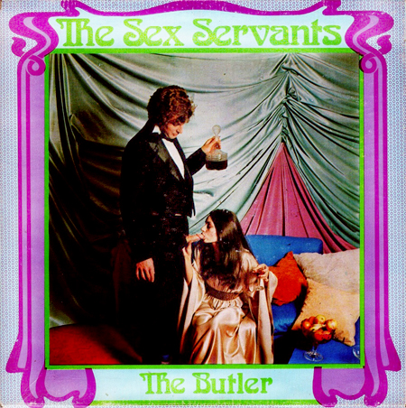 The Sex Servants - The Butler