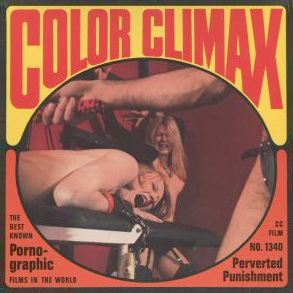 Color Climax Film 1340 - Perverted Punishment