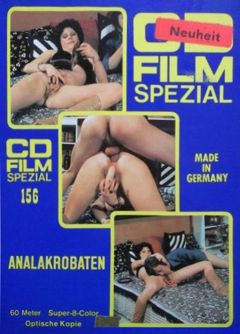 CD-Film Spezial 156 - Analakrobaten