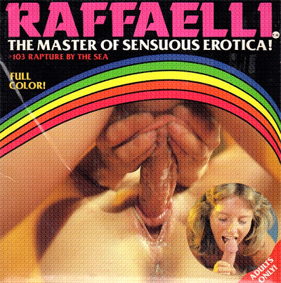 Raffaelli 103 - Rapture by the Sea