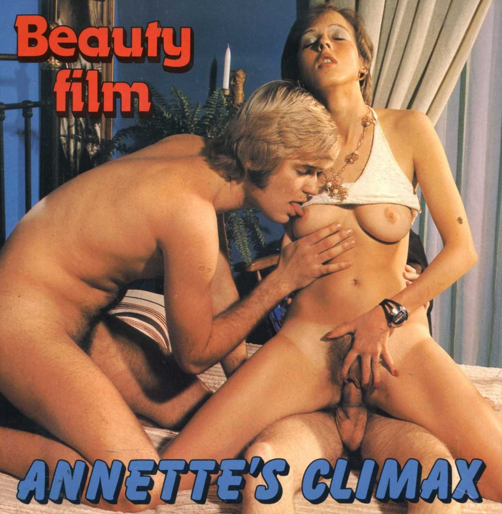 Beauty Film 2403 - Annette's Climax