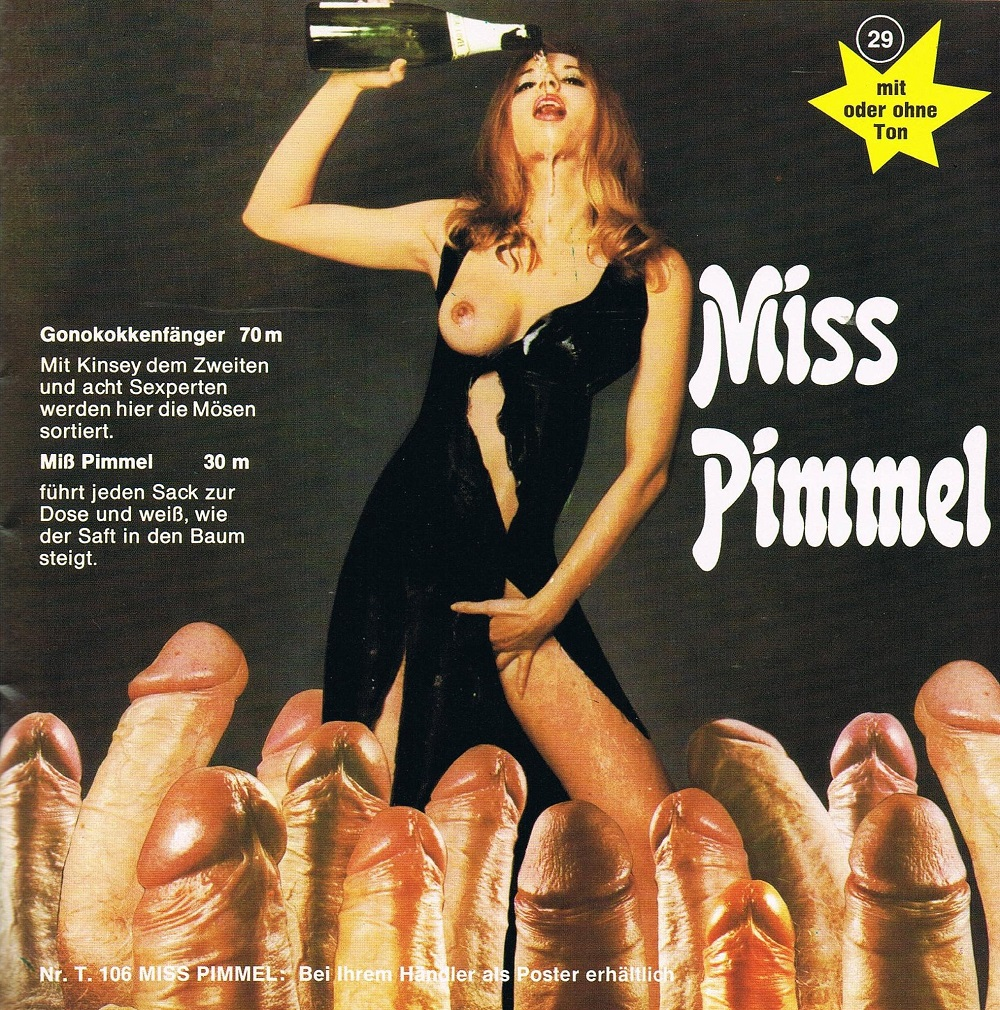 Tabu Film 29 - Miss Pimmel