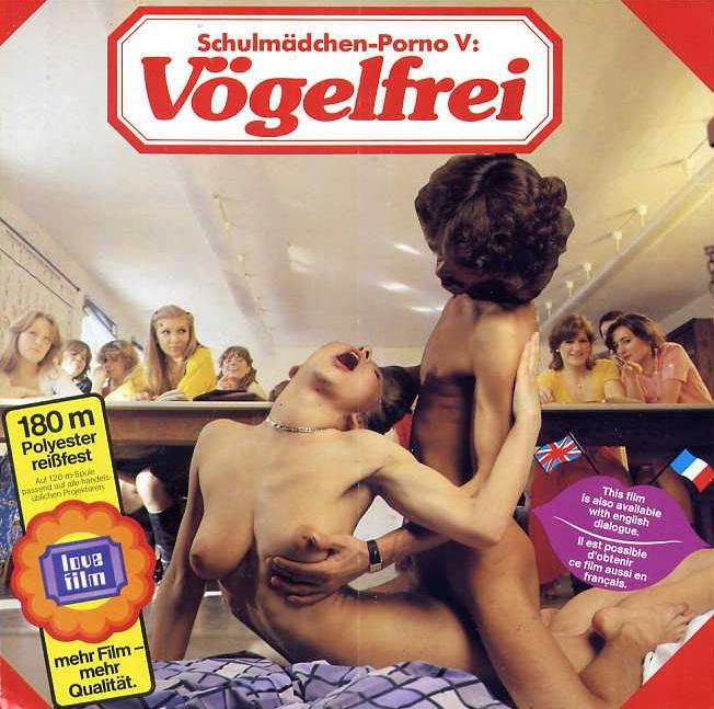 Love Film 693 - Schulmadchen Porno V - Vogelfrei