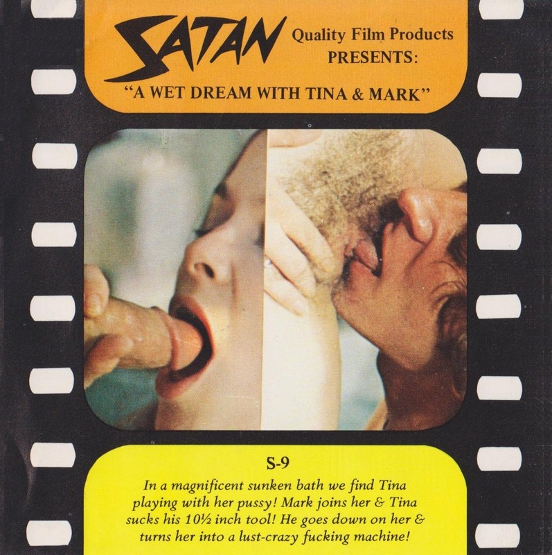 Satan 9 - A Wet Dream with Tina & Marc