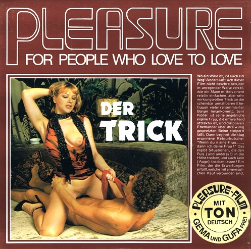 Pleasure 1504 - Der Trick