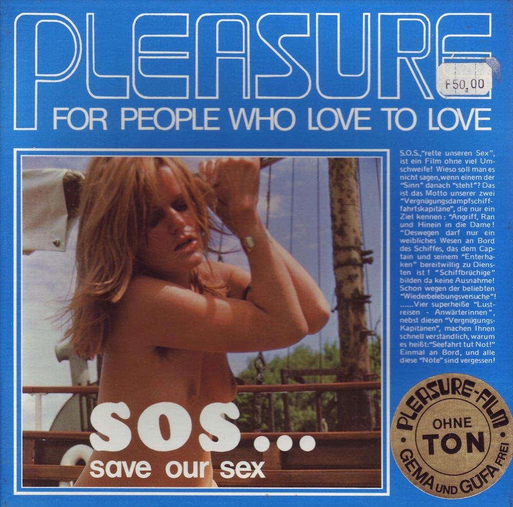 Pleasure 1002 - Save our Sex