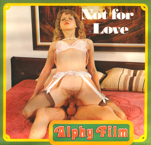 Alphy Film 4 – Not for Love