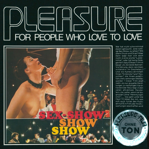 Pleasure 1503 - Sex Show
