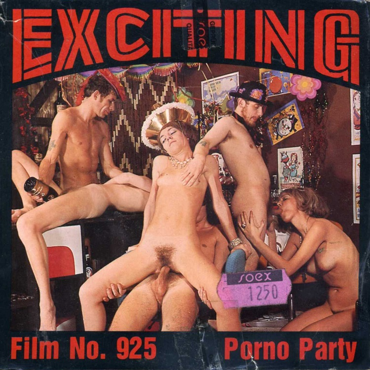 Exciting Film 925 - Porno Party