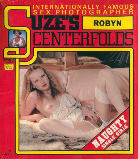 Suze's Centerfolds 8 - Robyn