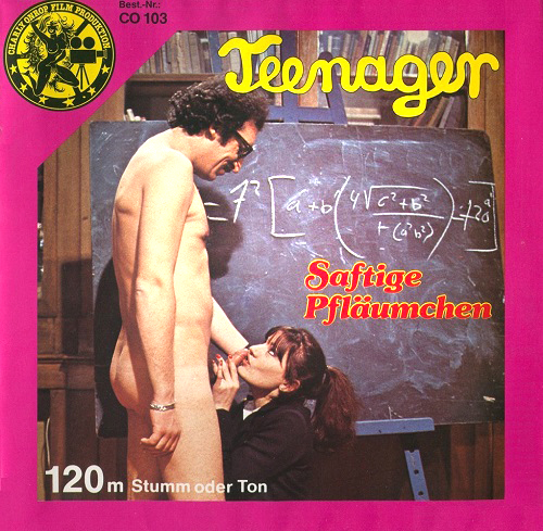 Teenager Film co103 - Saftige Pflaumchen