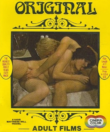 Original Adult Films 6 - Have Mattress Will Travel