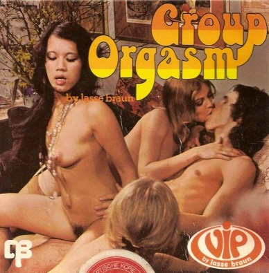 Lasse Braun Film 359 - Group Orgasm