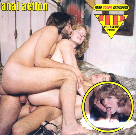 Pleasure Production No.2093 - Anal Action