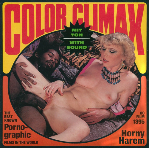 Color Climax Film 1395 - Horny Harem version 2
