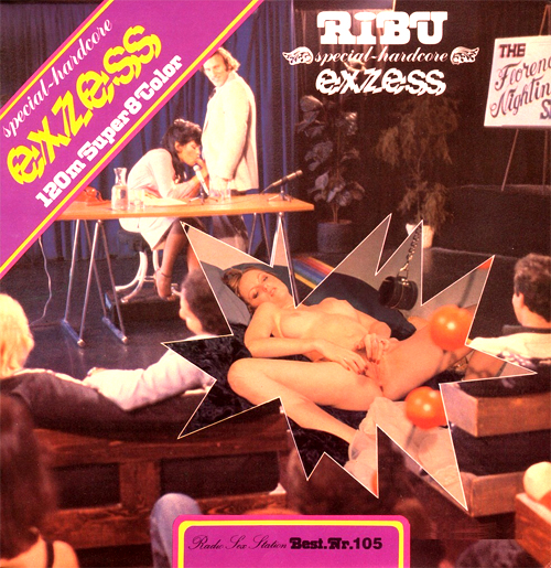 Ribu Exzess 105 - Radio Sex Station