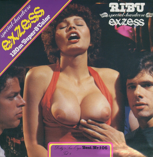 Ribu Exzess 106 - Dolly's Sex-Orgie Teil 1