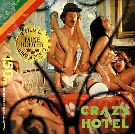 Mike Hunter Film - Crazy Hotel