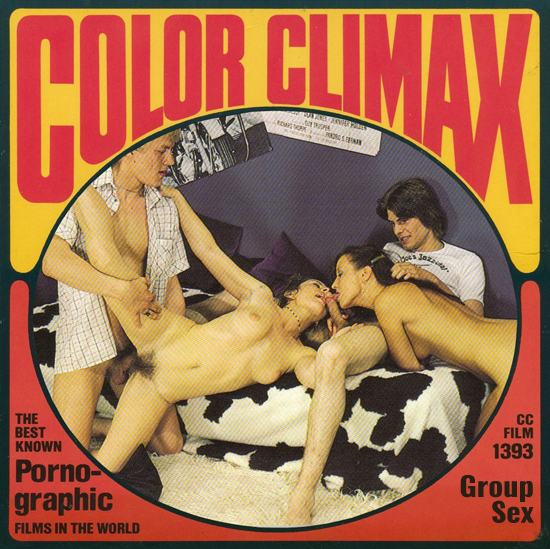 Color Climax Film 1393 - Group Sex