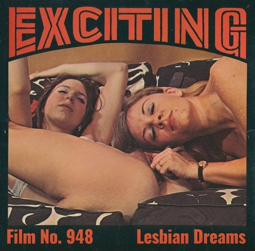 Exciting Film 948 - Lesbian Dreams