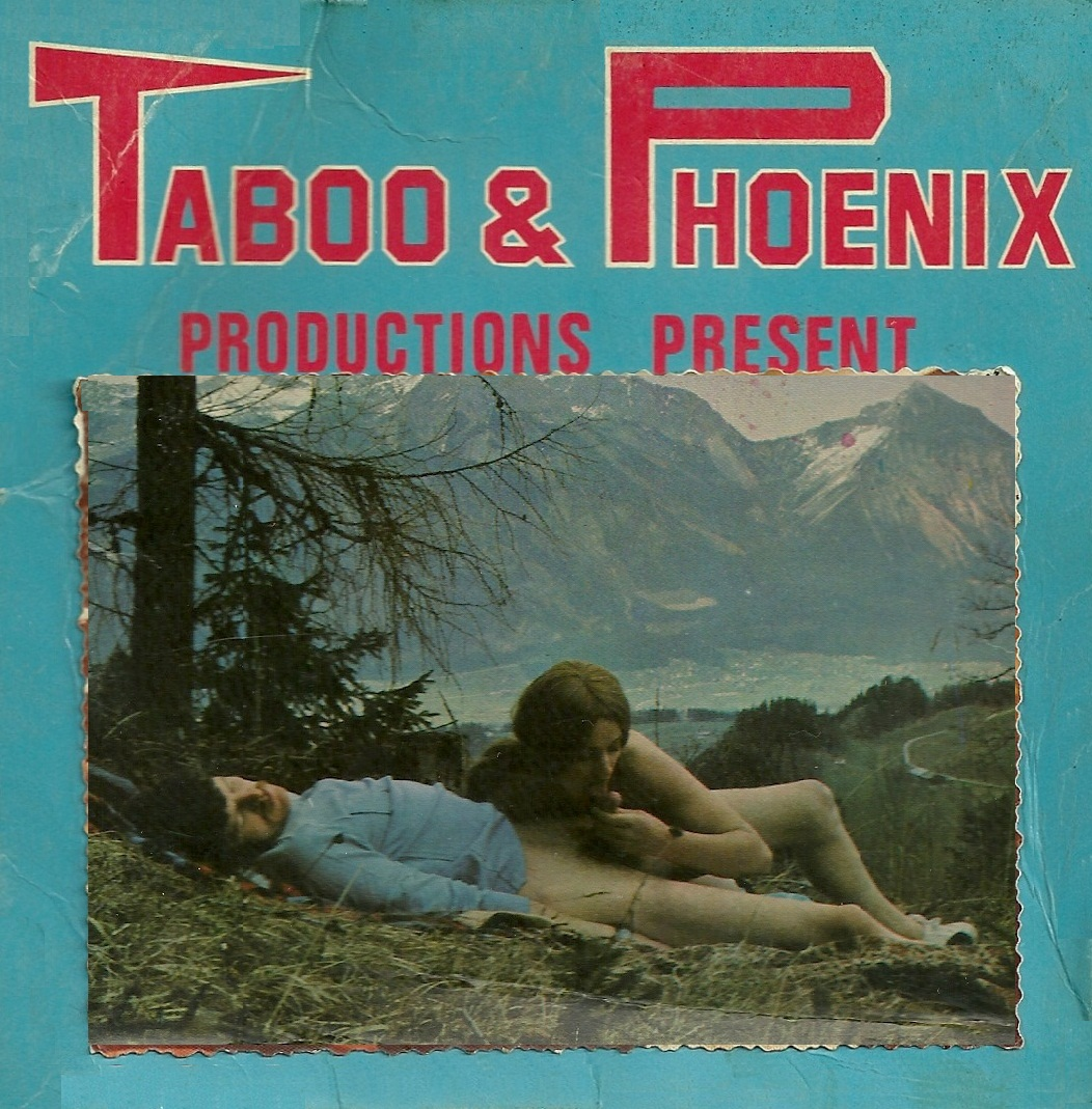 Taboo and Pheonix Film - High Society
