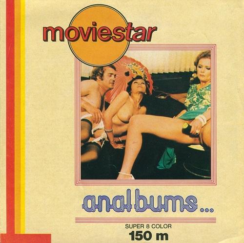Moviestar 1555 - Anal Bums