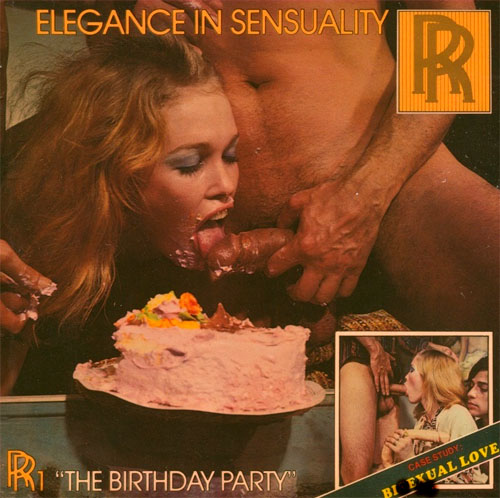 Roger Rimbaud Production 1 - Birthday Party
