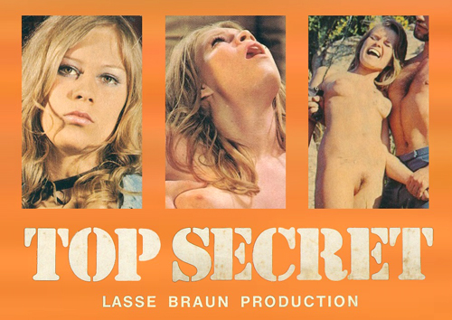 Lasse Braun 102 - Top Secret