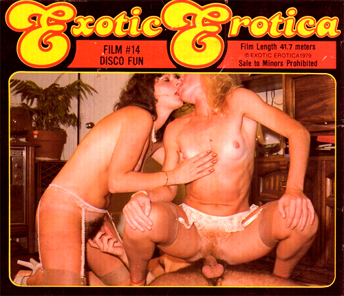 Exotic Erotica 14 - Disco Fun