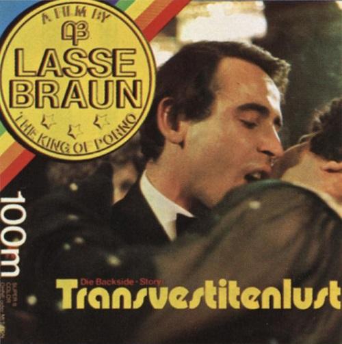 Lasse Braun Film 16 - Transvestitenlust