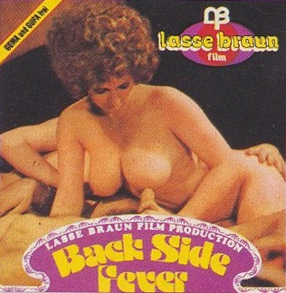 Lasse Braun Film 16 - Back Side Fever