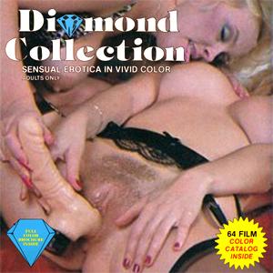 Diamond Collection 278 - Blonde Tigress