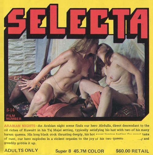 Selecta S14 - Arabian Nights