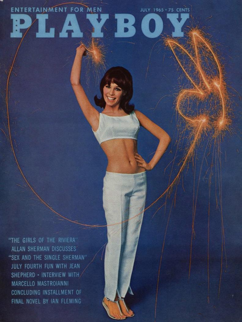 Playboy US - July 1965