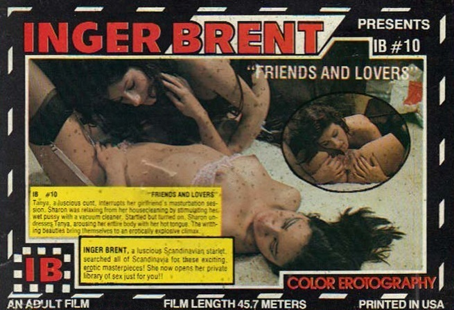 Inger Brent 10 - Friends And Lovers