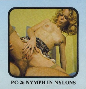 Platinum 26 - Nymph in Nylons