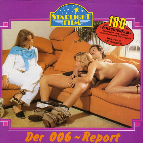 Starlight-Film 1801 - Der 006-Report