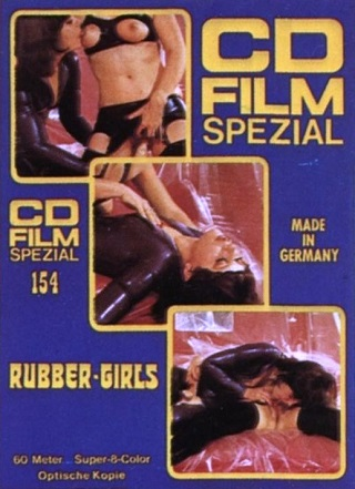 CD-Film Spezial 154 - Rubber Girls