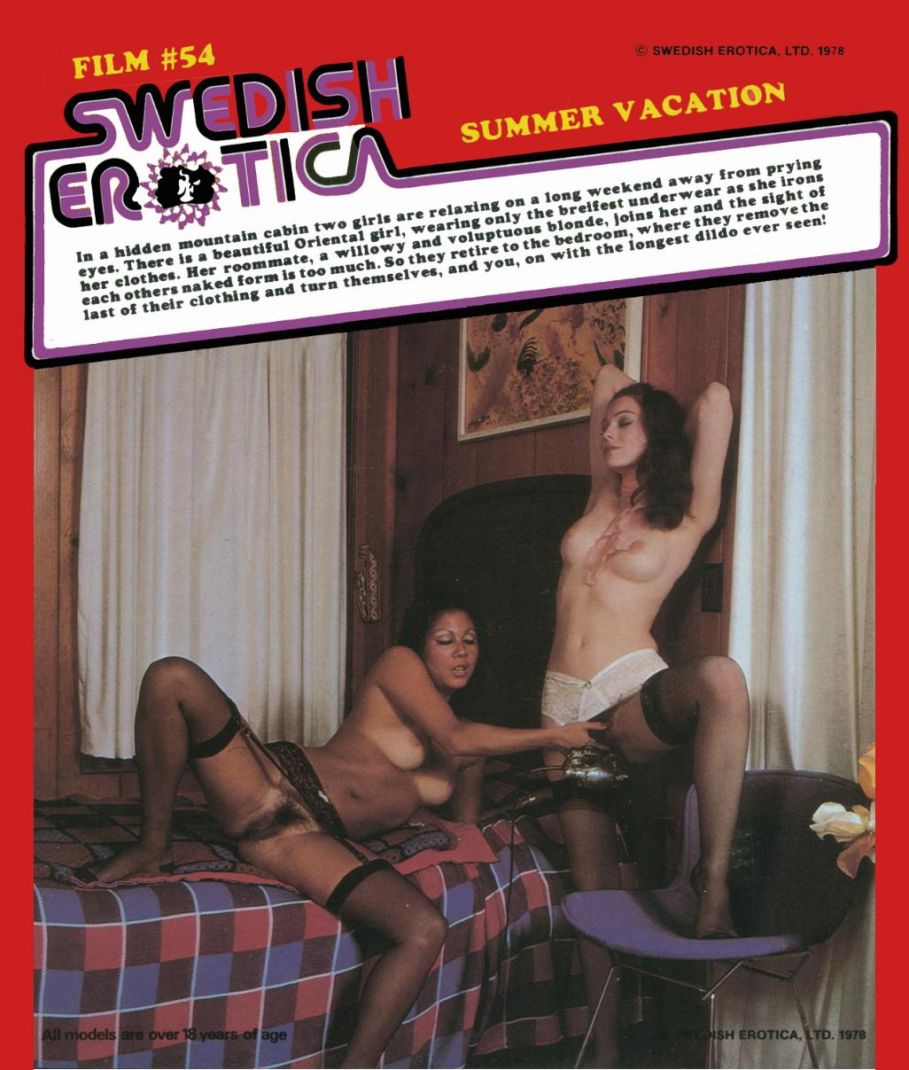 Swedish Erotica 54 - Summer Vacation