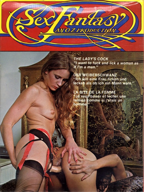 Sex Fantasy 3 - The Lady's Cock