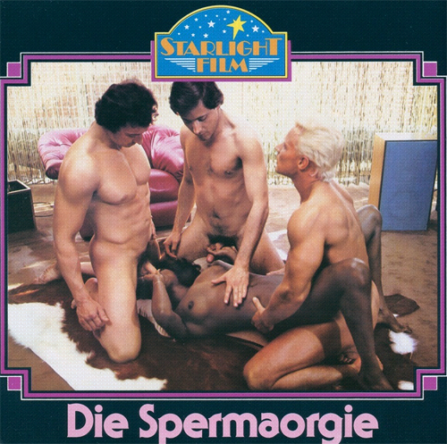 Starlight-Film 602 - Die Spermaorgie