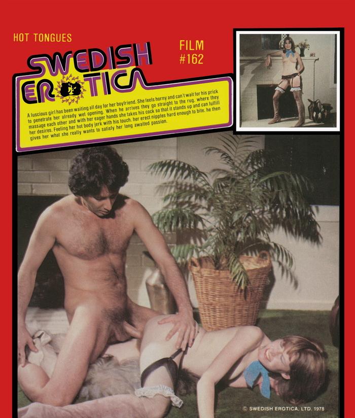 Swedish Erotica 162 - Hot Tongues