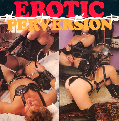 Erotic Perversion 12 - Mrs. Domina 2